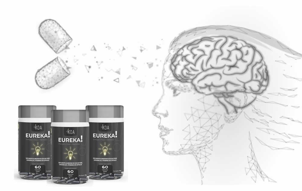 koa Eureka! Suplemento Nootrópico: Ingredientes, Benefícios e como Funciona