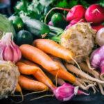 comer vegetais crus